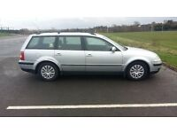 Vw passat estate for sale 2.0l s petrol/ gasconverted rebuild from 12000 great driving car