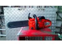 Echo cs2700es chainsaw