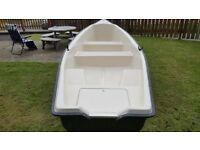 13ft fishing / rowing boat