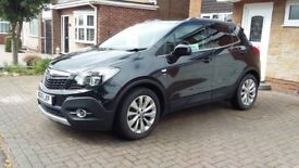 Vauxall Mokka SE 2015. Very low mileage. Superb condition. *** Price reduced***