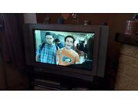 2 x CRT TV