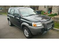 Landrover freelander spares or Repair
