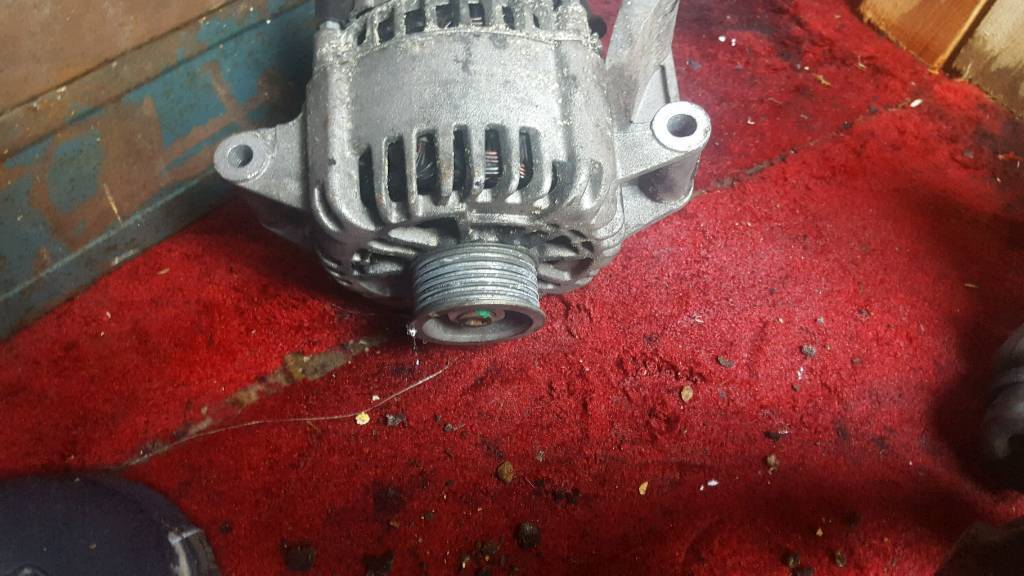 Ford Mondeo tdci mk3 alternator