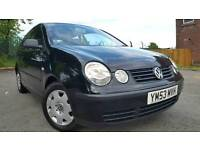 VW Polo 1.2 2003, *50K MILEAGE *1 PREV OWNER *CHEAP INSURANCE PERFECT FIRST CAR