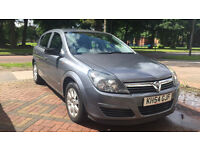Vauxhall Astra 2005 1.4i Club Grey 5 Doors (good first car, cruise control)