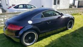 Audi TT Quattro tdi
