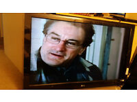 Television LCD 47'' LG 47LD920 with remote no stand