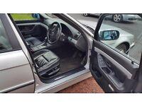 BMW 740i spares or repair