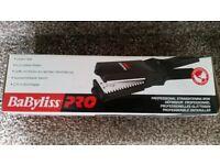 BaByliss BAB1550 Pro hair-straghtener