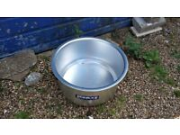 Large Heavy Duty Cooking Pots- Perfect Condition