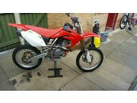 crf 150 2009 £1400
