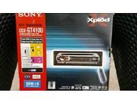 Sony car CD player