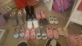 Size 3 infant shoes