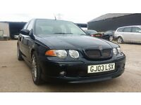 MG ZS 180 only 77000 miles