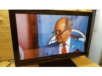 "Panasonic 37"" HD Plasma Tv"