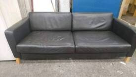 Modern large two seater sofa