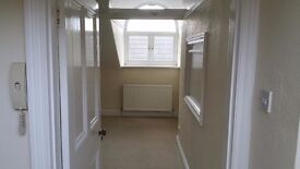 1 Bedroom in a Double bedroom flat near Marine lake in Weston super mare