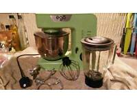 Ego stand mixer with blender