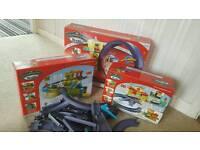 Chuggington track and engines
