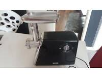 Tower electric meat mincer
