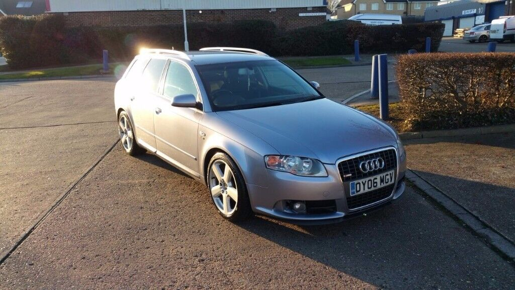 Audi A4 2006 s line avant