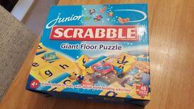 Junior Giant Scrabble Floor Puzzle.
