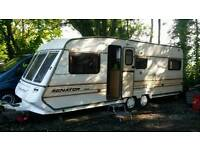 Bailey 5 berth caravan
