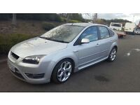 2007 (57) FORD FOCUS ST2 - VERY CLEAN CAR, DRIVES VERY WELL, LOW MILEAGE