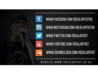 Rapper / Singer seeks musicians for Band. Guitarist, Drummer, Pianist, Bass player, DJ & more needed
