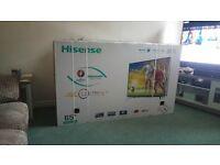 "Hisense 65"" Ultra HD HDR ready Smart TV"