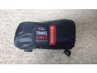 Trekmates double bed travel liner