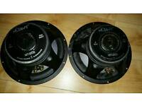 Mutant car subwoofer speakers