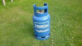 calor gas bottle 7 kg full