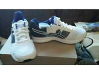 Asics size 10 trainers ( new )