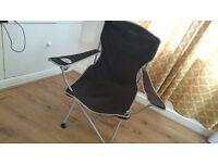 Highlander Folding Camp Chair - £5.00