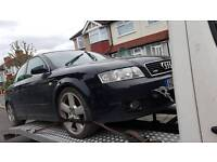 Audi a4 s line for breaking parts only