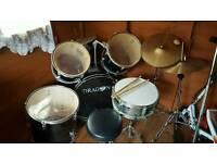 Adults drum kit