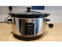 Morphy Richards slow cooker for sale