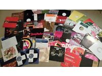 "50 x BIG 00s house 12"" Vinyls with track list inc E.Prydz/S.Angello/Bodyrockers"