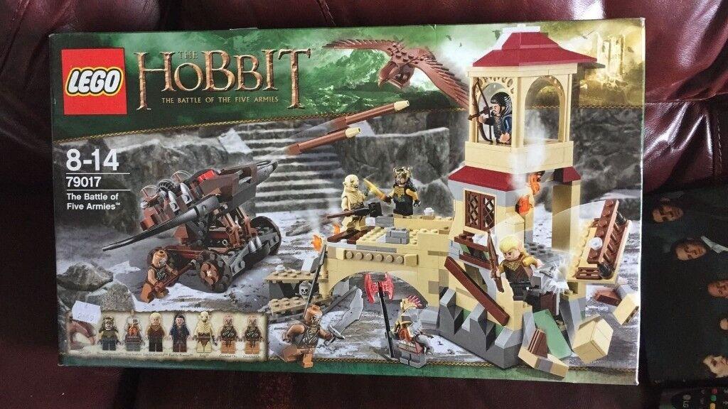LEGO 79017 The Hobbit Battle of Five Armies Legolas Greenleaf Minifigure
