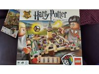 Harry Potter Hogwarts Lego Board Game - as new