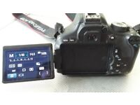 Canon 600D for parts