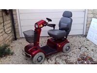 Rascal 388XL mobility scooter for sale with brand new batteries