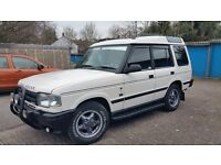 Land Rover Discovery 1 3.9 ESi dual fuel LPG/petrol Low Mileage