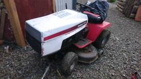 Ride on mower, 16hp briggs and Stratton
