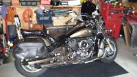 2005 vstar classic 1100 trade for a 4wheeler or side by side