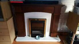 Whole fireplace for sale