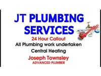 JT Plumbing Services 24h