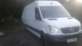 If you want a van.big or small give me a call no vat