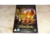 Disney's - The Jungle Book. (2016) DVD Brand New Sealed